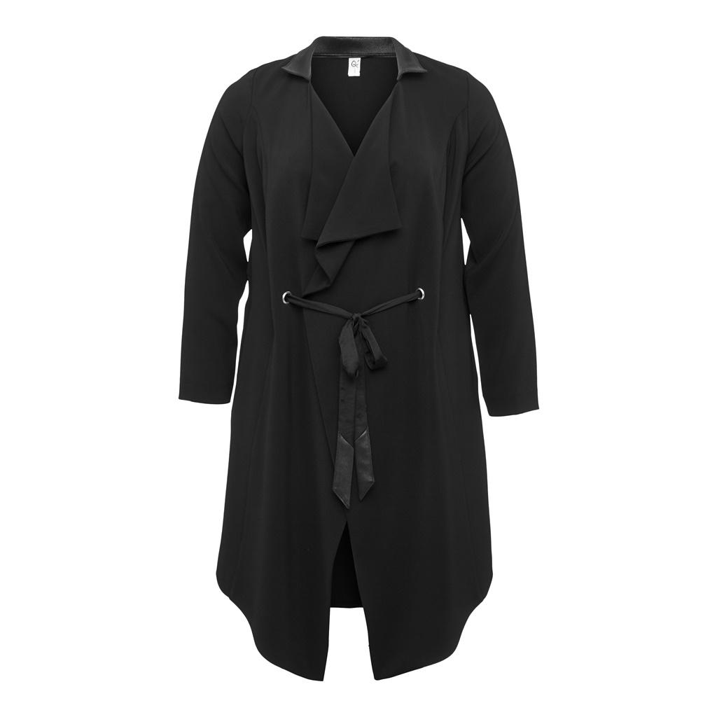 8a7b7ccc02bb LANG JAKKE M KNYTING - Pip Stormote • Nettbutikk for klær i store størrelser